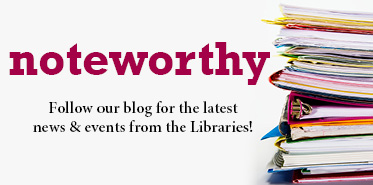 Read the library's blog