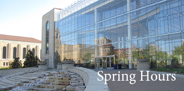 spring libraries hours