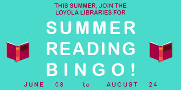 Summer Reading Library Bingo